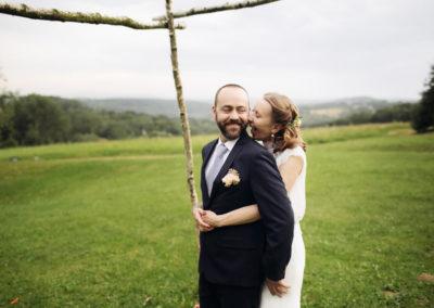 Wedding in Cedron Valley