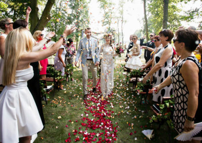 Wedding in Gorzelnia 505, Polajewo Poland