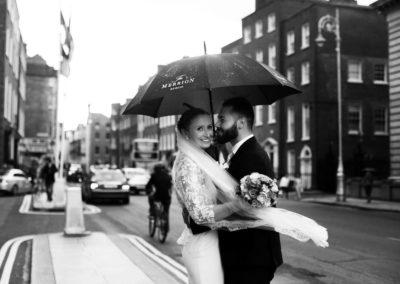 Wedding in Dublin, Ireland