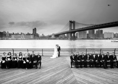 Wedding at Tribeca, New York